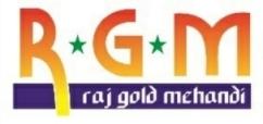 Raj gold Henna